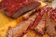 Brisket time. A simple recipe and video how2 from Stuff Food Editor, Louisa Kasdon.