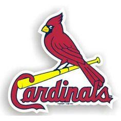 St. Louis Cardinals MLB 12 Car Magnet