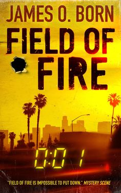 e-Book Cover Design Award Winner for September 2014 in Fiction | Field of Fire designed by Momir from Damonza.com. | JF: If possible, even better than the other submission from the same artist. Here, the hot and violent atmosphere is captured perfectly, strongly implying the tension to be found inside. Almost demands to be opened by a fan of thrillers, and in this one a series of bombings play a crucial role.