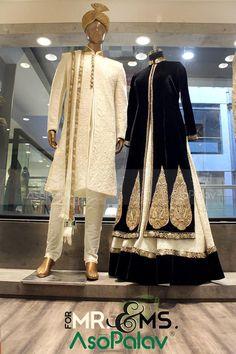 For You & Him! #Weddings #Fashion #Asopalav #Ahmedabad