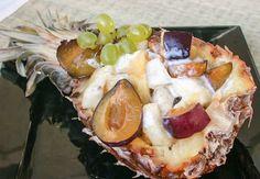 Exotic Fruit Salad