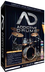 Addictive drums...... My favorite drum software