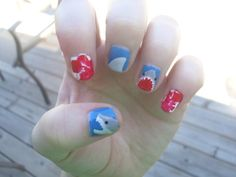Super Cool Nerdy Nails! | SMOSH