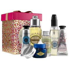 L'Occitane - Holiday Beauty from Provence Collection - (null) #sephora