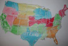 Art Smarts 4 Kids: Create Your Own Jasper Johns Map