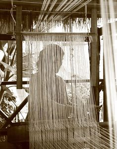 Hand-loom weaving, by Julie Larocque -- National Geographic Your Shot Oracle Of Delphi, Textiles, National Geographic Photos, Greek Mythology, Urban Art, Your Shot, Fiber Art, Amazing Photography, Museum