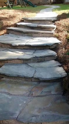 Steps & Walk Way Ideas