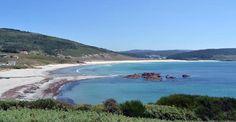 Playa de Nemiña en #muxia #costadamorte