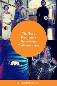 The best funny Pregnancy Halloween costume ideas. From hiding your pregnancy to decorating your pregnant belly in the third trimester, we have DIY and store-bought costumes for you! Pregnant Halloween Costumes, Buy Costumes, Halloween Kostüm, Couple Halloween, Pregnancy Humor, Pregnancy Care, First Pregnancy, Hiding Pregnancy, Most Hilarious Memes