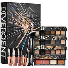 Divergent movie comes out today. Check out this complete kit inspired by the different factions from the film. #divergent #Sephora