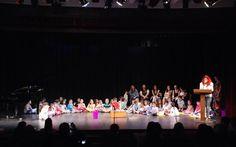 Η μουσική γιορτή των τμημάτων προπαιδείας & μουσικοκινητικής αγωγής του Δημοτικού Ωδείου Βέροιας (φωτογραφίες, βίντεο)