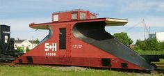 Snow plow train | Model railway layouts plans