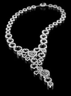 Chopard Happy Spirit Diamond Necklace at London Jewelers!