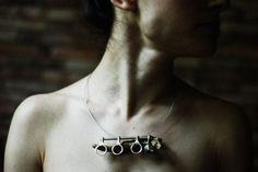 Clarinet Necklace by Keyman Design  http://www.keymandesign.com