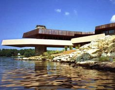 For Sale! | Petra Island House by Frank Lloyd Wright | stupidDOPE.com