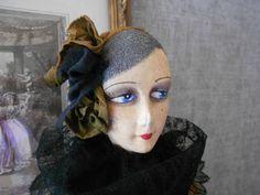 Antike Boudoir Pierrot Puppe/Doll aus Frankreich shabby brocante | eBay