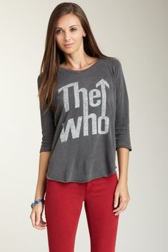 The Who Tee