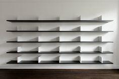 Marble Bookcase - by Dieter Vander Velpen