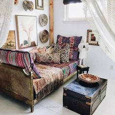 Unbelievable These 5 rooms  have all the vibes that I'm currently channeling. Perfectly layered bohemian bliss.  The post  These 5 rooms  have all the vibes that I'm currently channeling. Perfectly  ..