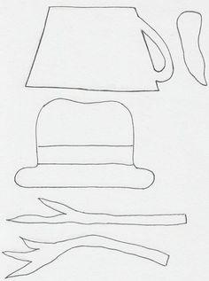 Bublinkový sněhulák Christmas Art, Winter Christmas, Diy And Crafts, Winter Time, Bricolage
