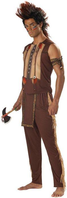 noble warrior adult costume | (large)