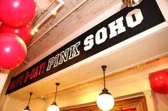 PINK SoHo's birthday bash! #VSPINK #NYCLove