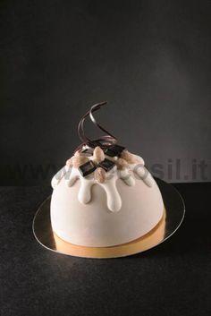 Stampo per torte gelato Zuccotto di Gelato Ciocconocciole