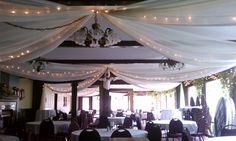 Ceiling decor for short ceilings