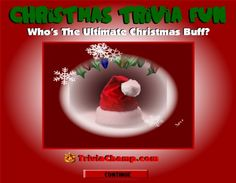 Christmas Trivia Fun & Games