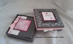 Super easy brag book in a box