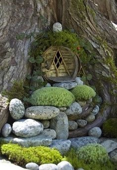 Fairy gardening?  Think this would be great - I need a place for my fairies to live.... then maybe my garden would grow!
