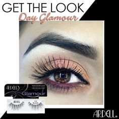 From the beach to a BBQ, a summertime glam is a must! Get this simple summer glow using Ardell #113 Glamorous lashes! Available at Sallys Beauty Supply