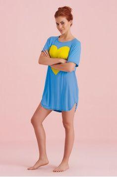Bluson Color Azul, Style, Fashion, Babydoll Sheep, Love Story, Underwear, Yellow, Feminine Fashion, Swag