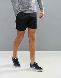New Look SPORT running shorts in black. Pantalones ... 19662a33fcfc
