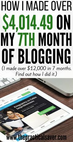 This is what I earned this past month. I have only been blogging for 7 months but I have been fortunate to earn additional money. blogging l side hustle l money making l easy money l blogger l how to blog l how to make money from blog l blog traffic l make money l budget l page views l passive income l free money l retirement l investment l investment strategies l retirement strategies