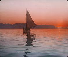 Sonnenaufgang auf Magdalena Bay Sailing Ships, Boats, Sunrise, Boating, Ships, Boat, Tall Ships, Ship