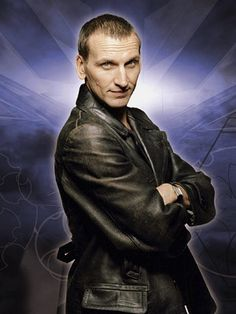 "the Ninth Doctor, Christopher Eccleston.  His jovial, goofy exterior  hides a dark and troubled soul suffering from survivor's guilt.   He avoids thinking about his past because ""there's some pain there,"" and his only concern regarding the future is that ""it's there""."