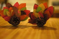 """Thankful Turkeys...last November we cut out """"feathers"""" and each day of the month we read a Bible verse about thanksgiving and the kids wrote on the feather something they were thankful for."""