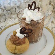 Ultimate Irish Cream Chocolate Mousse - Allrecipes.com