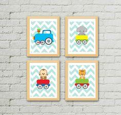 Check out this item in my Etsy shop https://www.etsy.com/ca/listing/262989717/train-nursery-decor-train-nursery-wall
