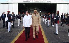 Danilo Medina retornó al país este jueves, luego de participar en la XLVII Reunión Ordinaria de Jefes de Estado y de Gobierno de los países miembros del Sistema de la Integración Centroamericana