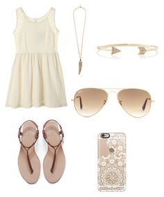 """Love this outfit"" by soccer-tumblr ❤ liked on Polyvore featuring Zara, Roberto Cavalli, Express, Casetify and Ray-Ban"