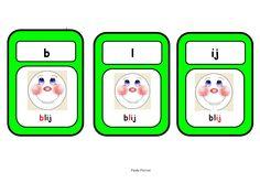 * Drietal: beginletter b! 6 kaarten!