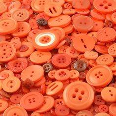 Premium Quality Mixed Size Buttons Crafts Card Making Scrapbooking Sewing Wholesale Buttons, Buttons For Sale, Different Shades Of Pink, Red Button, Button Crafts, One Color, Colour, Craft Supplies, Card Making