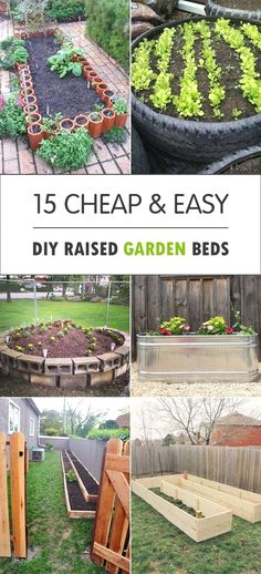 How to build your own diy raised garden bed jardn ms informacin ms informacin raised beds solutioingenieria Image collections