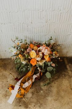 Bridal Bouquet Fall, Fall Bouquets, Fall Wedding Bouquets, Bride Bouquets, Bridesmaid Bouquets, Wildflower Bridal Bouquets, Burnt Orange Bridesmaid Dresses, Floral Bouquets, Wedding Dresses
