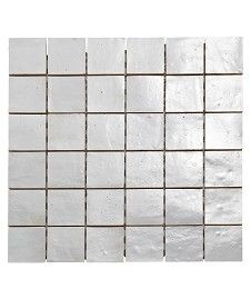 Miele White Mix Square 30cm2 £211m2