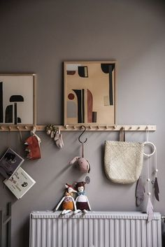 26 ideas for wall storage kids room decor