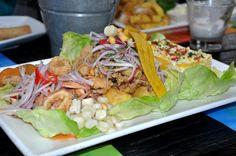 comida peruana en La Mar