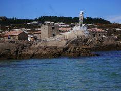 Sálvora, Pontevedra.